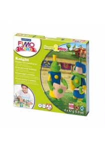 Staedtler 893405 FIMO Kids Form & Play 42g 4s - Knight