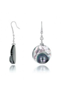 Vesta Fresh Water Pearl Drop Earrings