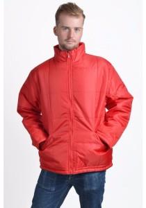 VIQ Men'S Jacket (Red) - Autumn Winter Collection