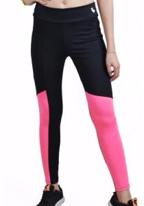 VIQ Contrast Yoga Pants - Extra Compact (Pink)