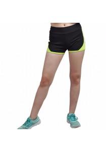 VIQ Training Shorts (Highlight Green)