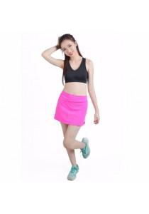 VIQ Active Skort (Pink)