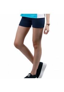 VIQ Ladies Tight Shorts (Navy)