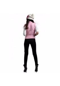 VIQ Autumn Vest (Pink)