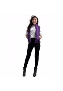 VIQ Autumn Vest (Purple)