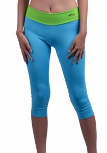 VIQ Ladies Fitting Sports Pants (Light Blue)
