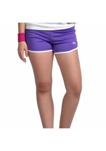VIQ Ladies Running Pants (Purple)
