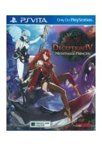 [PS Vita] Tecmo Deception IV: The Nightmare Princess