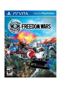 [PS Vita] Sony Computer Entertainment Freedom Wars (English Version)