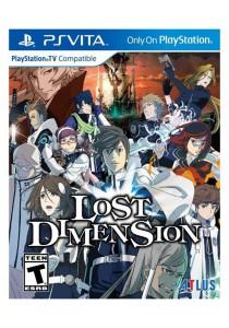 [PS Vita] Atlus Lost Dimension