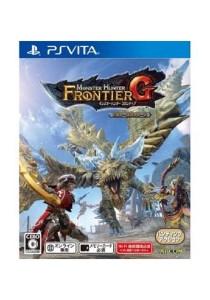 [PS Vita] Capcom Monster Hunter Frontier G (Chinese/R3)