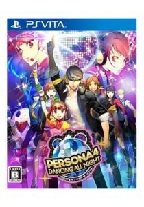 [PS Vita] Atlus Persona 4: Dancing All Night