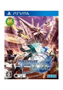 [PS Vita] Sega Phantasy Star Nova