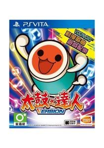 [PS Vita] Bandai Namco Games Taiko No Tatsujin V Version (Chinese Sub) (R3)