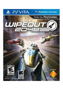 [PS Vita] Sony Computer Entertainment Wipeout 2048