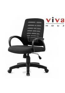 Cosmo Mesh Office Chair (Black)