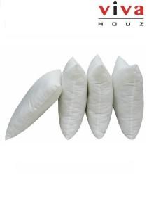 Viva Houz - 40cm x 40cm Cushion Insert, 300 gms (Set of 4)