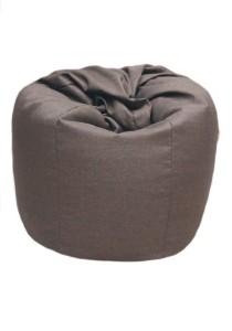 XL Bean Bag with 1 Pillow (Brown)