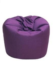 XL Bean Bag with 1 Pillow (Purple)