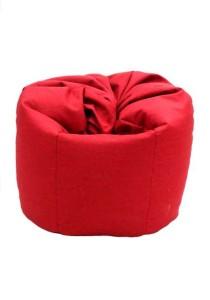 XL Bean Bag with 1 Pillow (Red)
