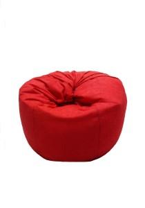 VIVA HOUZ HAPPY Bean Bag (Red)