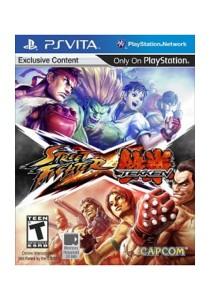 [PS Vita] Capcom Vita Street Fighter X Tekken