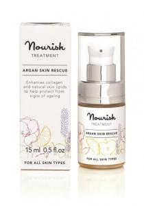 Nourish Argan Skin Rescue 15ml