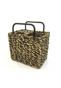 Weave & Woven Utensil Caddy (Natural)