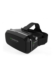 VR Shinecon Virtual Reality Headset 3D Glasses Gear