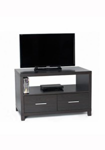 Evergreen Classical Wooden TV Console
