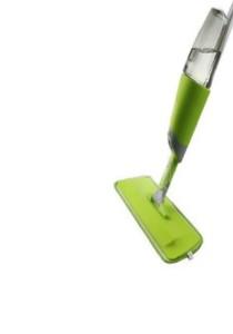 Reusable Microfiber Spray Mop (Green)