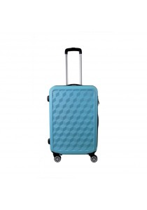 ABS Protector Water Cube Trolley Case Luggage Bag 24'' inch