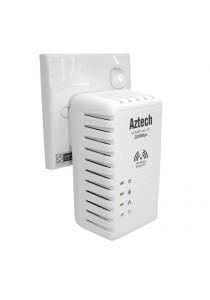 Aztech HL110EW Wireless N 200Mbps Homeplug AV Ethernet Adapter