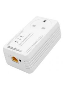 Aztech HL115EP 500Mbps Homeplug AV Ethernet Adapter