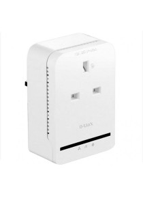 D-Link DHP-P308Av Powerline Av+Passthrough Mini Adapter