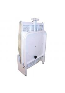 Ironboard-01 Fold-Away Wall Mounted Ironing Board