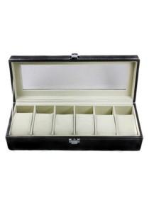 Watch Storage Box 6 Slots