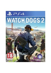 (Pre-Order) Watch Dogs 2 [PS4] (Expected Arrival Date: 15 Nov 2016)