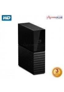 WD My Book 3TB USB3.0 Desktop Hard Drive (Black) - WDBBGB0030HBK