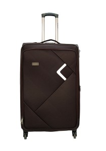 Waterpolo WE1596 20 Inch EVA Trolley Case (Brown)