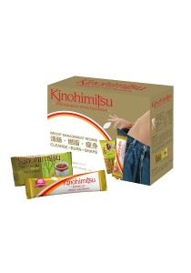 Kinohimitsu Weight Management Regime (KilosCut 14s + D'tox Ginger Tea 14s)