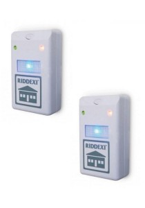 Riddex Plus Digital Pest Repeller (2 Units)