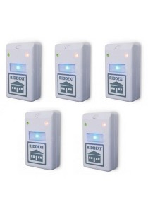 Riddex Plus Digital Pest Repeller (5 Units)