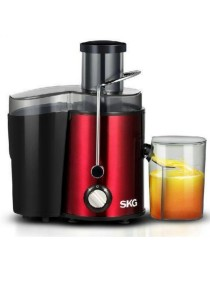 SKG Juicer GS310L (Red)