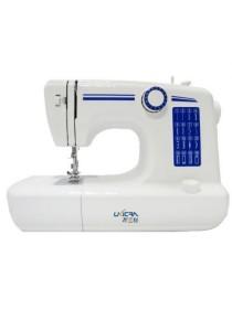UKICRA UFR-611 Electric Sewing Machine Double Needle 16 Patterns
