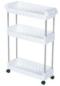 3-Tier Stackable Multipurpose Kitchen Storage Rack