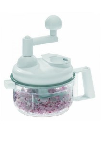 Swift Chopper Manual Food Processor Salad Spinner