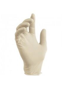 100 Latex Disposable Powder-Free Medical Exam Gloves 5 Mil - White