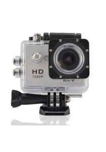 Wi-Fi Action Camera 1080P (FREE 32GB Memory Card)