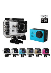 Wi-Fi Action Camera 720P (FREE 32GB Memory Card)